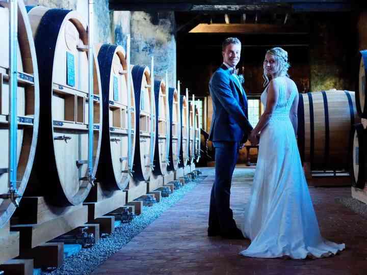 Le mariage de Julie et Romain