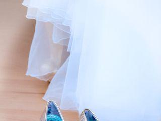 Le mariage de Zara et Sean 1