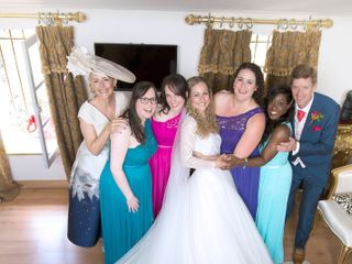 Le mariage de Zara et Sean 2