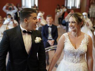 Le mariage de Justine et Kader 2