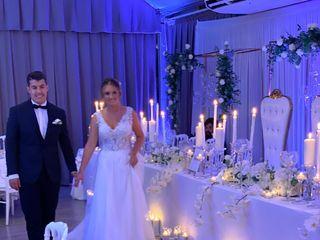 Le mariage de Justine et Kader