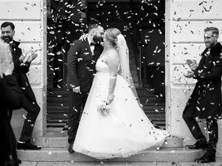 Le mariage de Salomé et Cyril