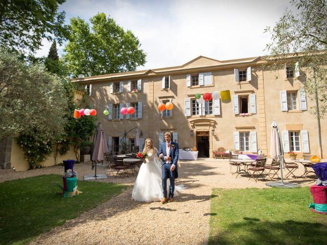 Le mariage de Sean et Zara à Saint-Pargoire, Hérault 5