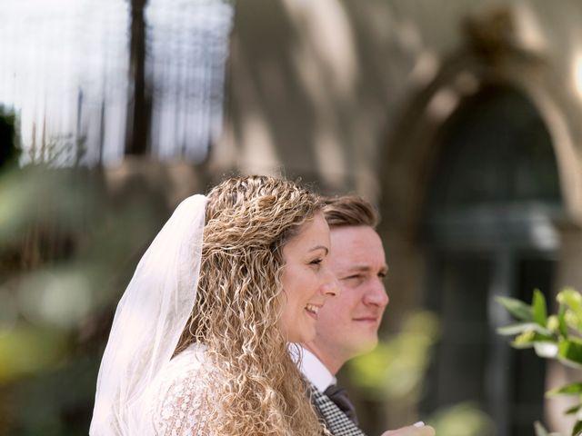 Le mariage de Sean et Zara à Saint-Pargoire, Hérault 8