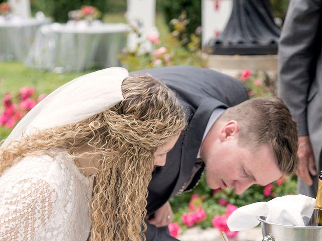 Le mariage de Sean et Zara à Saint-Pargoire, Hérault 14