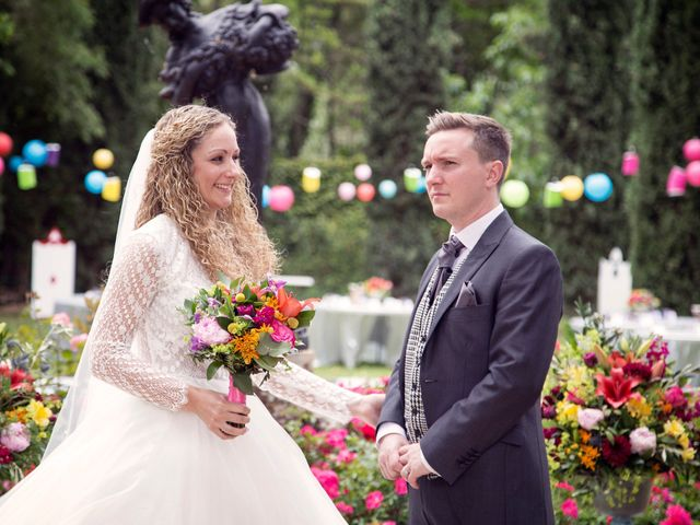 Le mariage de Sean et Zara à Saint-Pargoire, Hérault 16