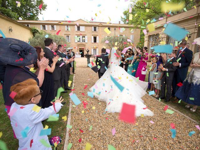Le mariage de Sean et Zara à Saint-Pargoire, Hérault 17
