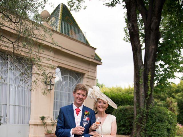 Le mariage de Sean et Zara à Saint-Pargoire, Hérault 21