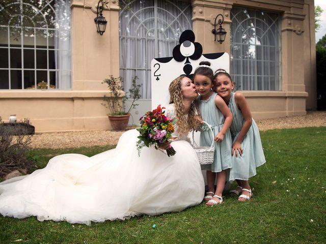 Le mariage de Sean et Zara à Saint-Pargoire, Hérault 26