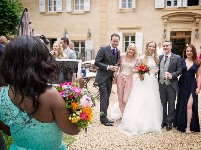Le mariage de Sean et Zara à Saint-Pargoire, Hérault 30