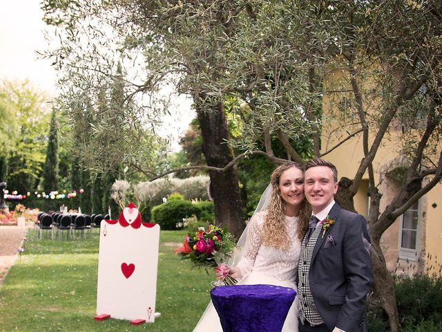 Le mariage de Sean et Zara à Saint-Pargoire, Hérault 32