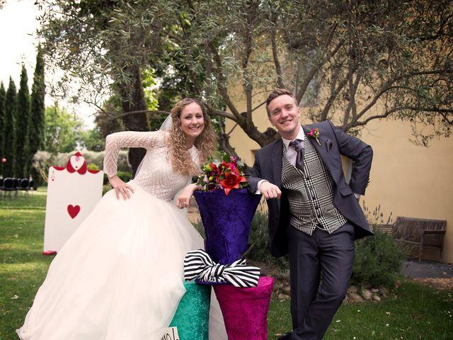 Le mariage de Sean et Zara à Saint-Pargoire, Hérault 35