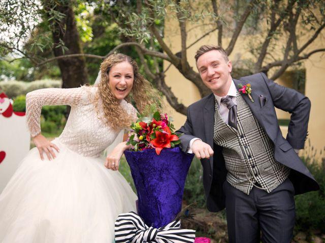 Le mariage de Sean et Zara à Saint-Pargoire, Hérault 36