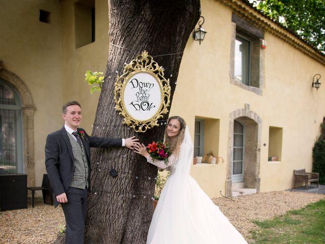 Le mariage de Sean et Zara à Saint-Pargoire, Hérault 37