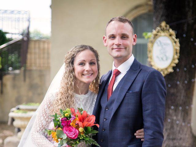 Le mariage de Sean et Zara à Saint-Pargoire, Hérault 40