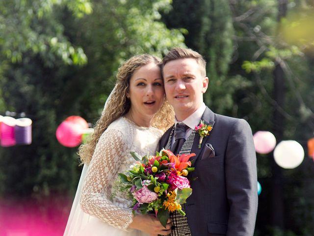 Le mariage de Sean et Zara à Saint-Pargoire, Hérault 43
