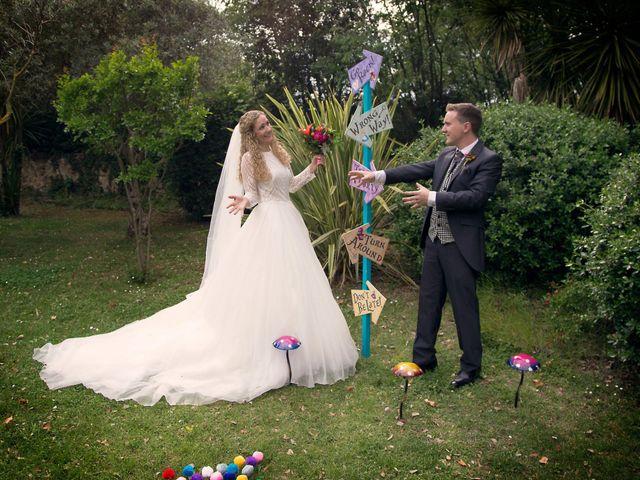 Le mariage de Sean et Zara à Saint-Pargoire, Hérault 45