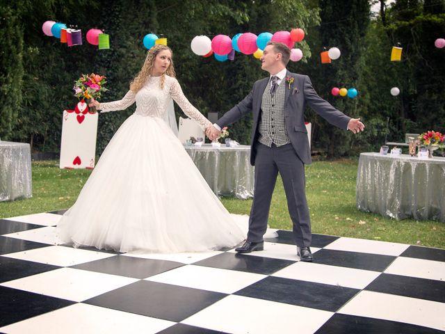 Le mariage de Zara et Sean