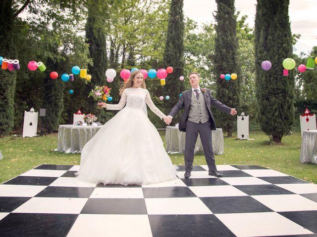 Le mariage de Sean et Zara à Saint-Pargoire, Hérault 49