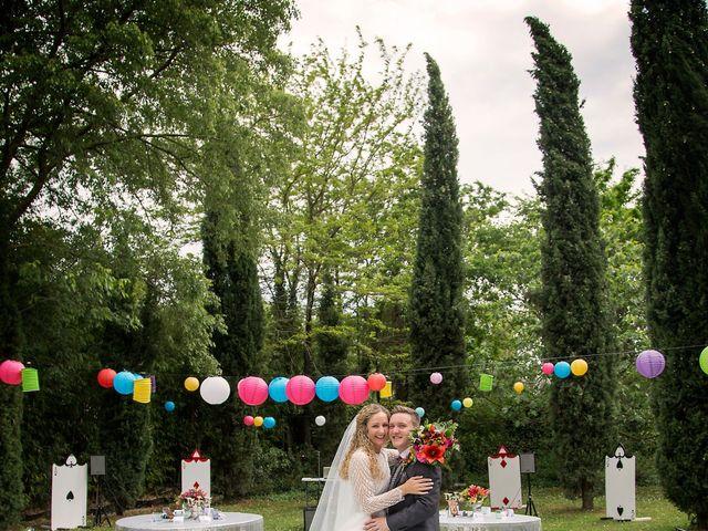Le mariage de Sean et Zara à Saint-Pargoire, Hérault 52