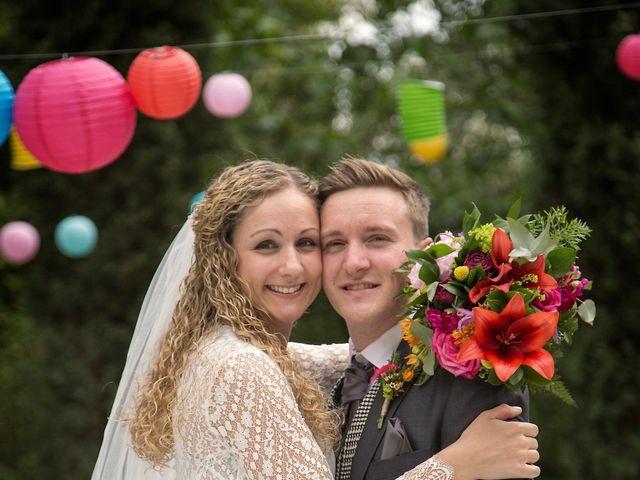 Le mariage de Sean et Zara à Saint-Pargoire, Hérault 53