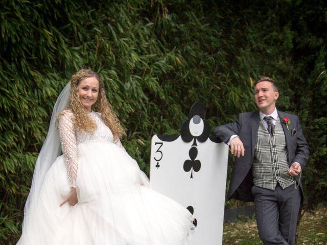 Le mariage de Sean et Zara à Saint-Pargoire, Hérault 58