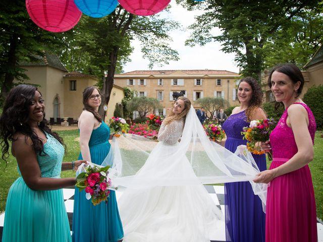 Le mariage de Sean et Zara à Saint-Pargoire, Hérault 2