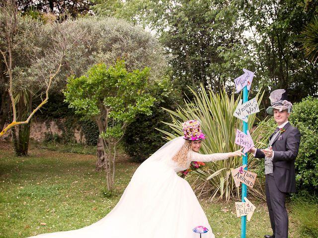 Le mariage de Sean et Zara à Saint-Pargoire, Hérault 76