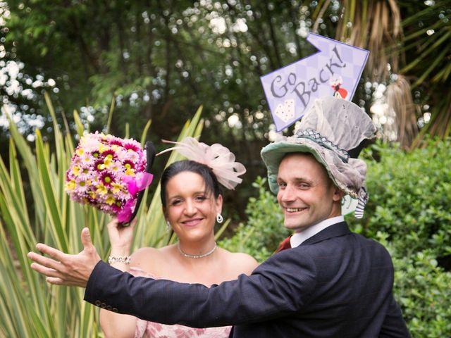 Le mariage de Sean et Zara à Saint-Pargoire, Hérault 78
