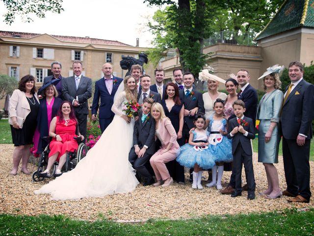 Le mariage de Sean et Zara à Saint-Pargoire, Hérault 79