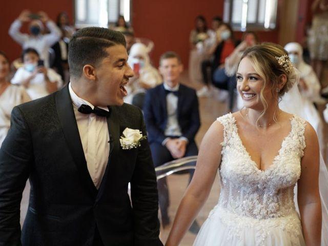 Le mariage de Kader et Justine à Solliès-Pont, Var 4
