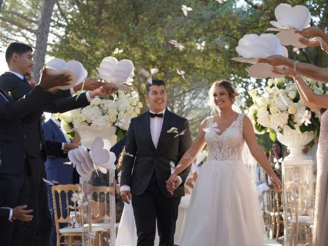 Le mariage de Kader et Justine à Solliès-Pont, Var 5