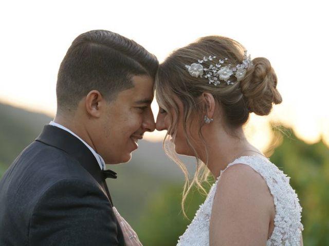 Le mariage de Kader et Justine à Solliès-Pont, Var 6