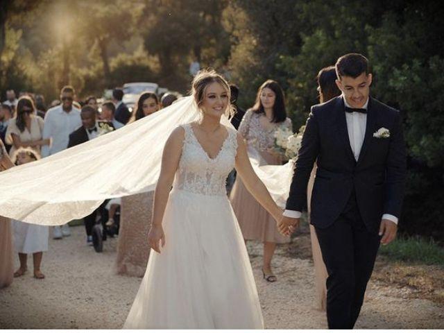 Le mariage de Kader et Justine à Solliès-Pont, Var 7