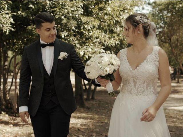 Le mariage de Kader et Justine à Solliès-Pont, Var 1