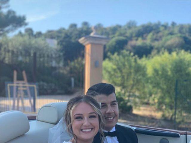 Le mariage de Kader et Justine à Solliès-Pont, Var 9