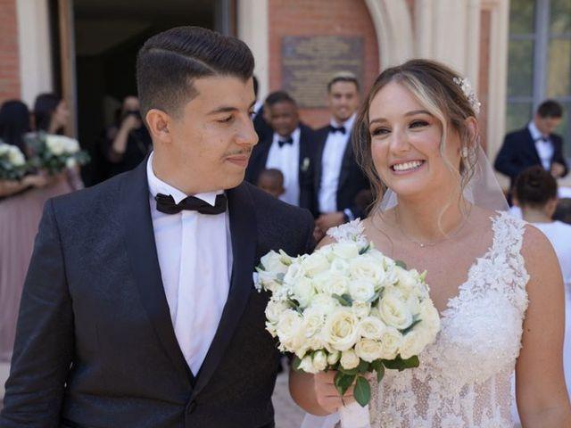 Le mariage de Kader et Justine à Solliès-Pont, Var 10
