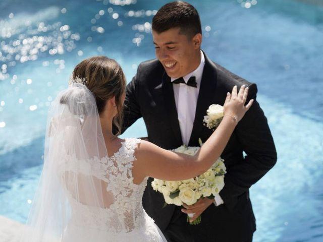 Le mariage de Kader et Justine à Solliès-Pont, Var 11