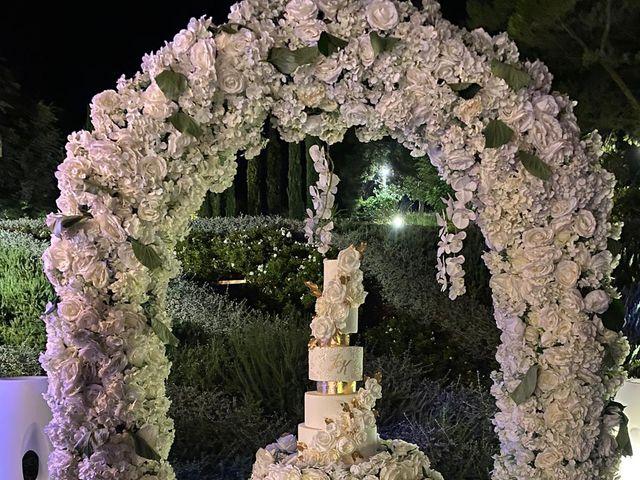 Le mariage de Kader et Justine à Solliès-Pont, Var 12