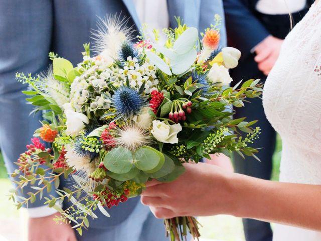 Le mariage de Romain et Julie à Saint-Hymer, Calvados 13