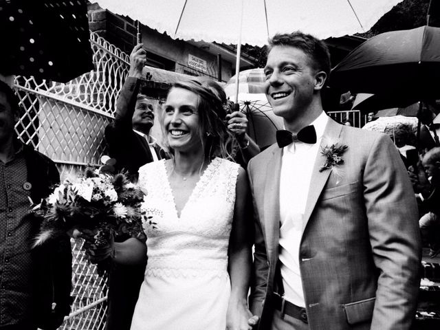 Le mariage de Romain et Julie à Saint-Hymer, Calvados 17