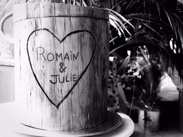 Le mariage de Romain et Julie à Saint-Hymer, Calvados 19