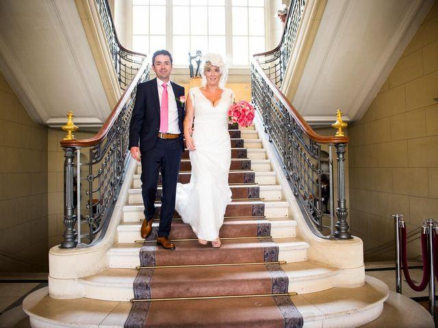 Le mariage de Rhys et Sophie à Saint-Cloud, Hauts-de-Seine 4