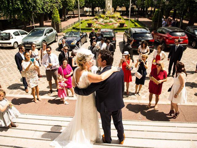Le mariage de Rhys et Sophie à Saint-Cloud, Hauts-de-Seine 5