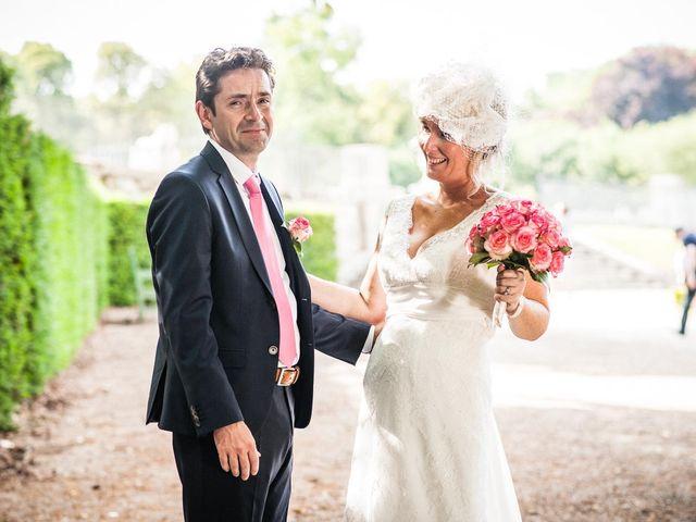 Le mariage de Rhys et Sophie à Saint-Cloud, Hauts-de-Seine 2