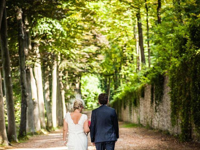 Le mariage de Rhys et Sophie à Saint-Cloud, Hauts-de-Seine 6