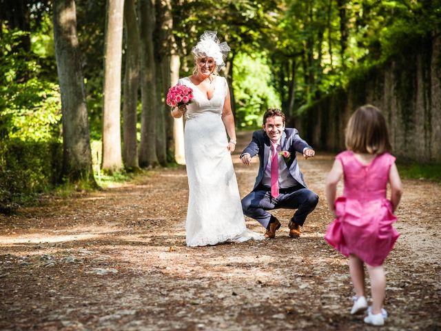Le mariage de Rhys et Sophie à Saint-Cloud, Hauts-de-Seine 7