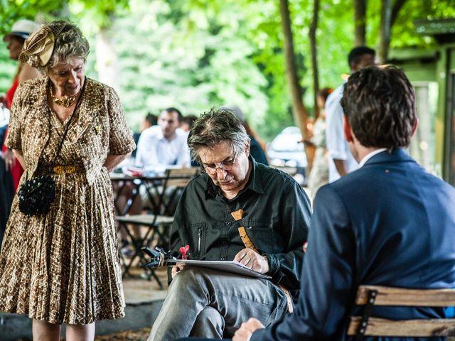 Le mariage de Rhys et Sophie à Saint-Cloud, Hauts-de-Seine 13