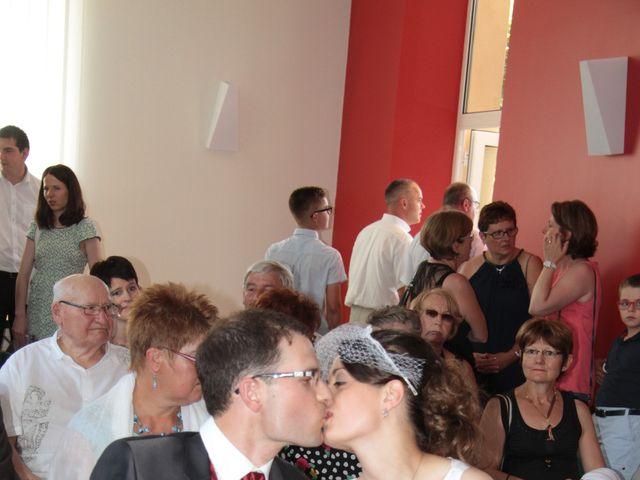 Le mariage de Mathieu et Marie Laure à Fillé, Sarthe 5