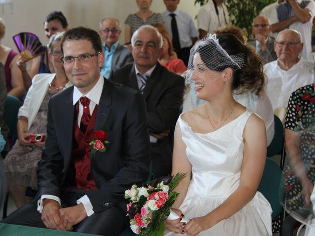 Le mariage de Mathieu et Marie Laure à Fillé, Sarthe 2